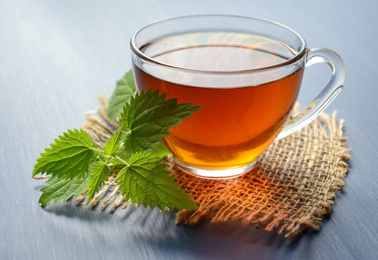 tè in foglie di carciofo per dimagrire
