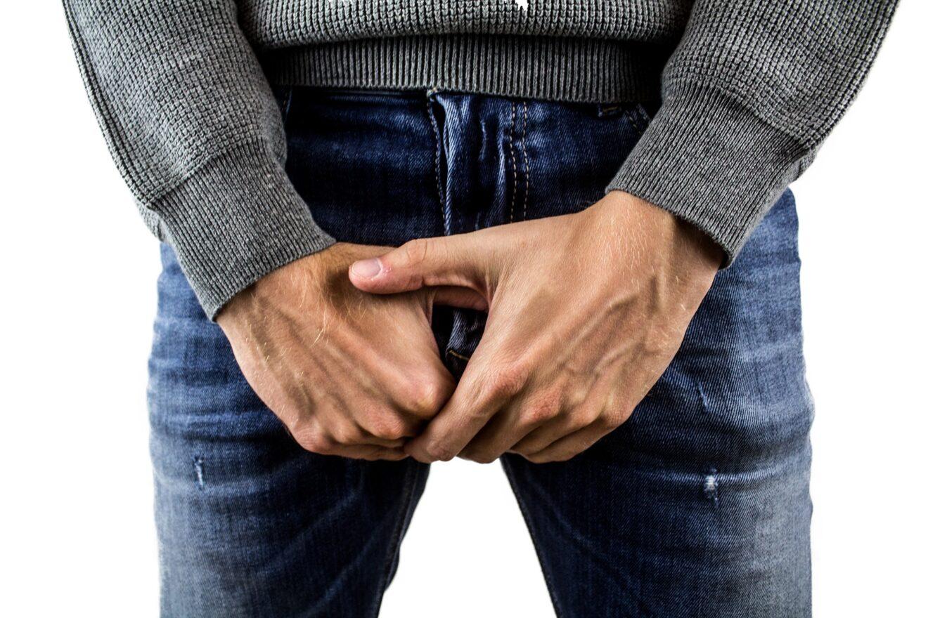 dolore ernia su erezione pene