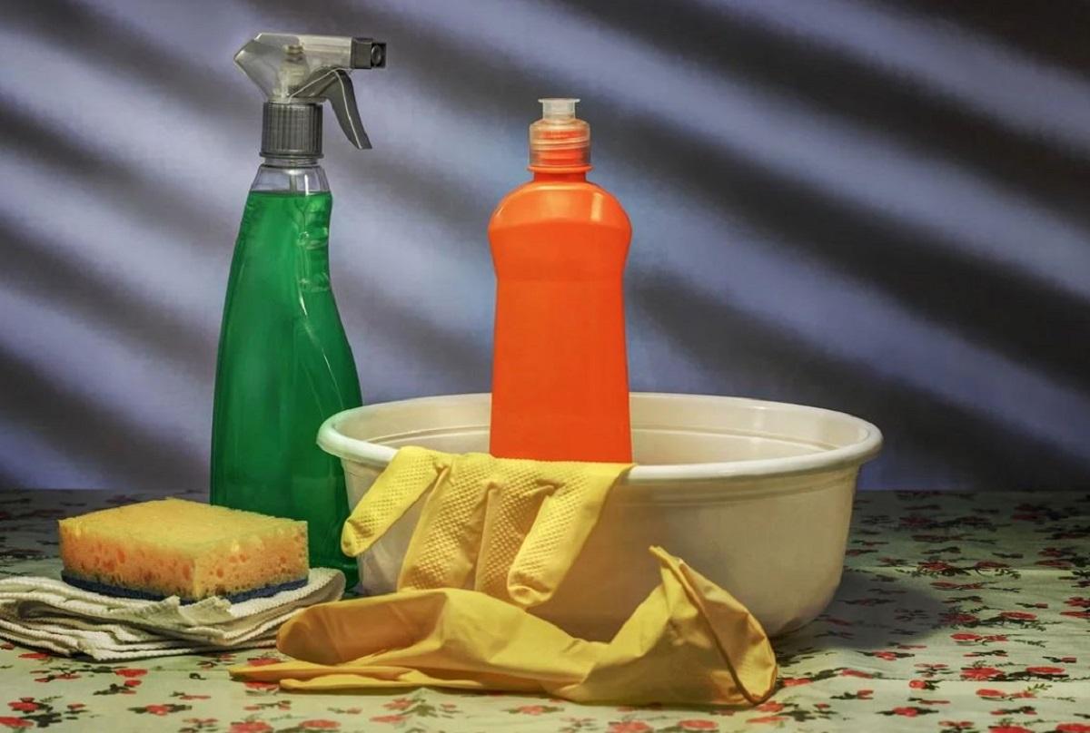 Rinfrescare Casa Fai Da Te disinfettanti naturali per la casa fai da te | tuo benessere